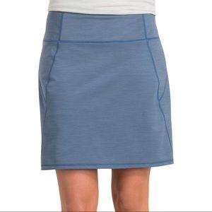 KUHL Skulpt Skort Skirt Blue